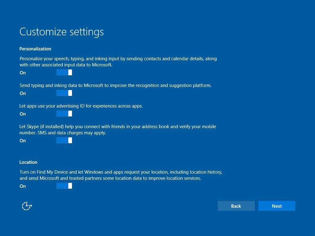 How To Install Windows 10 v1511 (Build 10586)